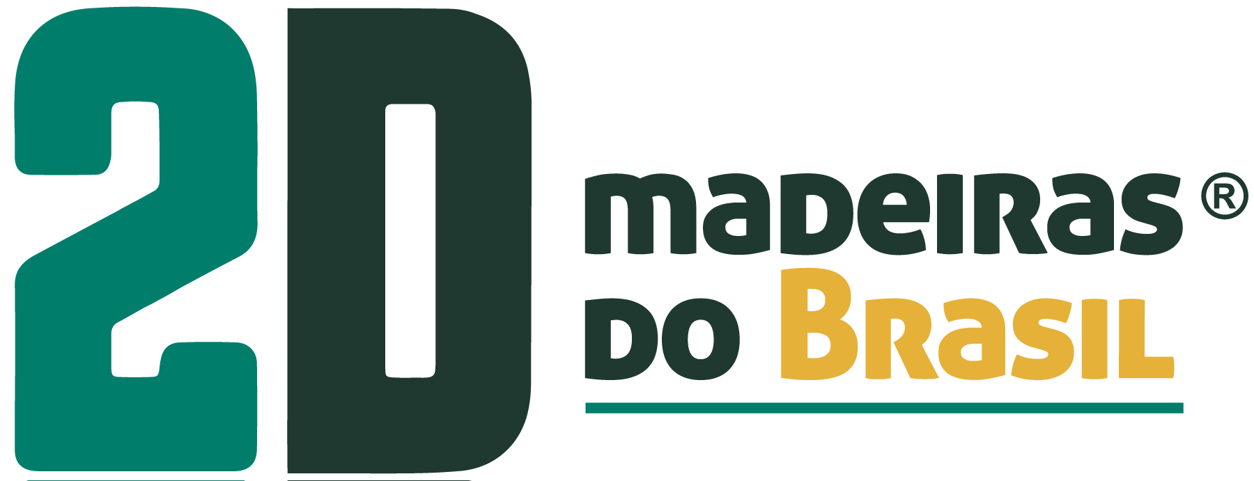 2D Madeiras do Brasil